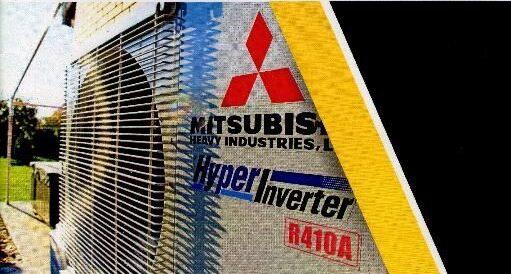 Тепловой насос HeatGuard Mitsubishi Heavy,16 кВт(380В) СОЛЕНСІ