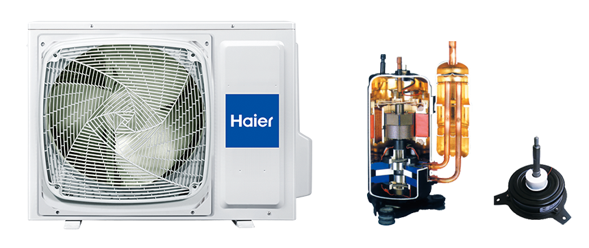 Haier Family Plus R32 DCinverter AS25NFW... СОЛЕНСІ