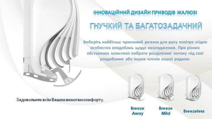 Midea BreezeleSS+ DC inverter FA-09N8D6-I/O СОЛЕНСІ