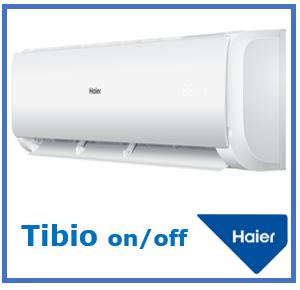 Tibio on/off