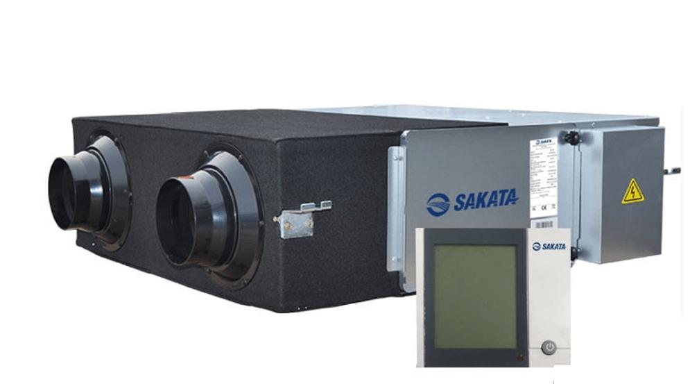 Припливно-витяжна установка SAKATA SPV-800 СОЛЕНСІ